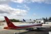 28 interessante excursie bij Boeing Factory in Seattle samen met Gregg en Diane SAM_8692
