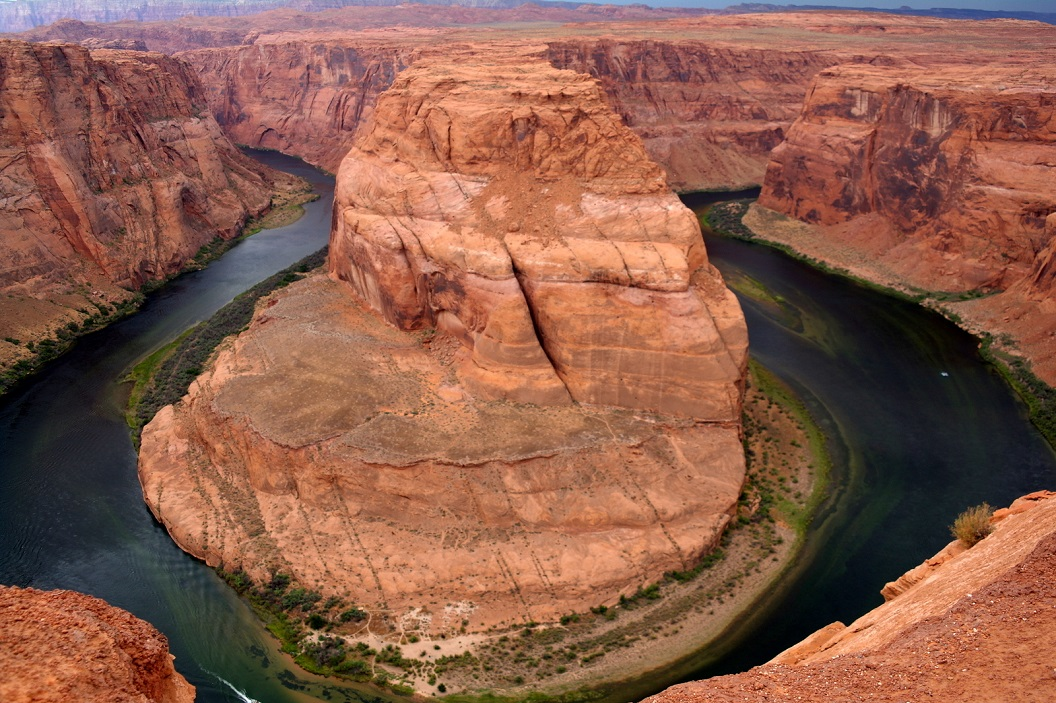 10 indrukwekkend! Horseshoe Bend Overlook SAM_6568