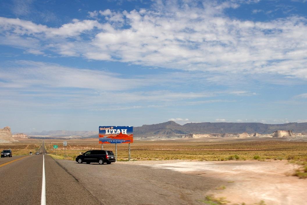 17 Welkom in Utah, op weg naar Zion National Park SAM_6600