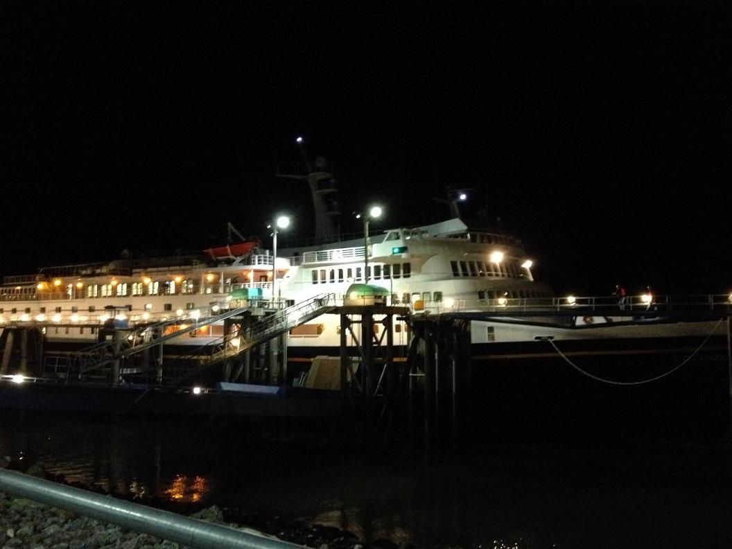 32 onze Ferry van Haines naar Skagway IMG_5533