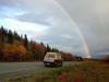 10 genieten - aan de Alaska Hwy 20160918_191122
