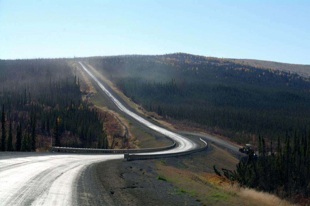 16 landschappen van zachte grote stiltes in Alaska - in de vroege ochtend SAM_1100
