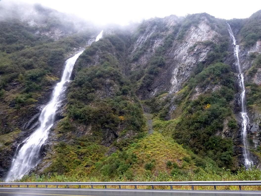 16 Bridal Veil fals - onderweg naar Valdez P1030421