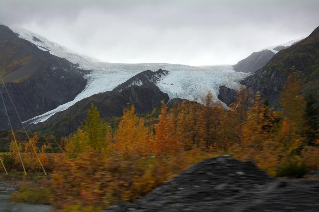 18 Worthington Glacier - nabij Valdez - Alaska SAM_1369