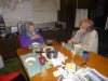 34 ... samen met Susan genieten van de Linzensoep P1030509