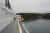 03 vertrek uit de haven van Port Hardy - 07.30 uur - weer grijs, bewolkt en regenachtig SAM_0138