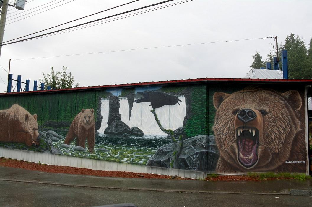 15 muurschildering in een van de straten van Prince Rupert SAM_0329