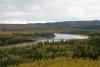 35 The Klondike Highway - een prachtige route naar Dawson City - route die vanaf de 15e september tijdens de winter is afgesloten ( is over 10 dagen!) SAM_0855