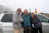 36 gezellige spontane ontmoeting - Jiri en Eva twee jonge mensen uit Tjechie die sinds 2 jaar wonen en werken in Canada SAM_0580