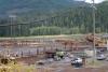 05 houtproductie bij Beaver Cove - Telegraph Cove - Vancouver Island SAM_0106