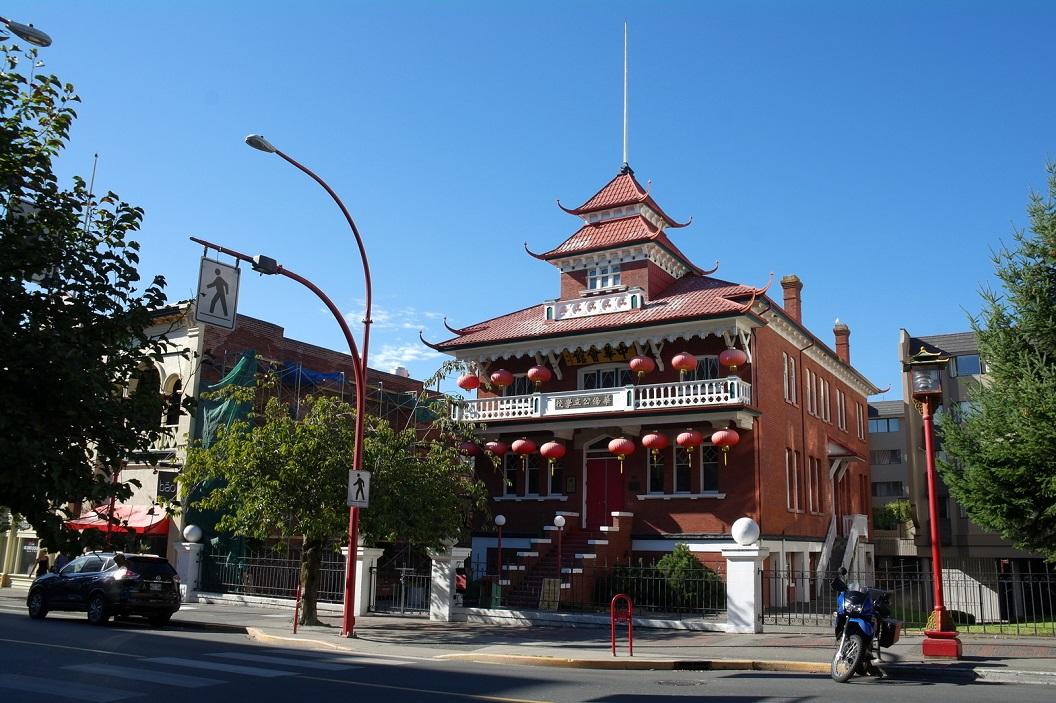 07 Chinese Public School 1909, nu een Cultureel Centrum waar Chinese kinderen onderwijs krijgen in hun cultuur en Chinese taal SAM_9017