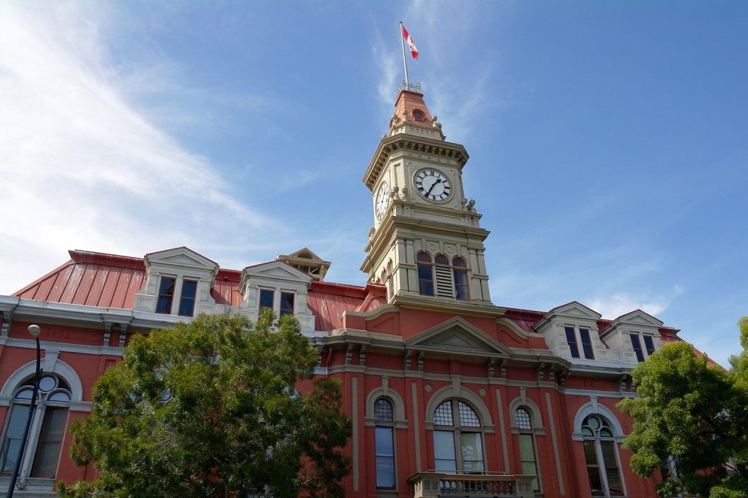 19 City Hall - Victoria BC - Vencouver Island SAM_9071
