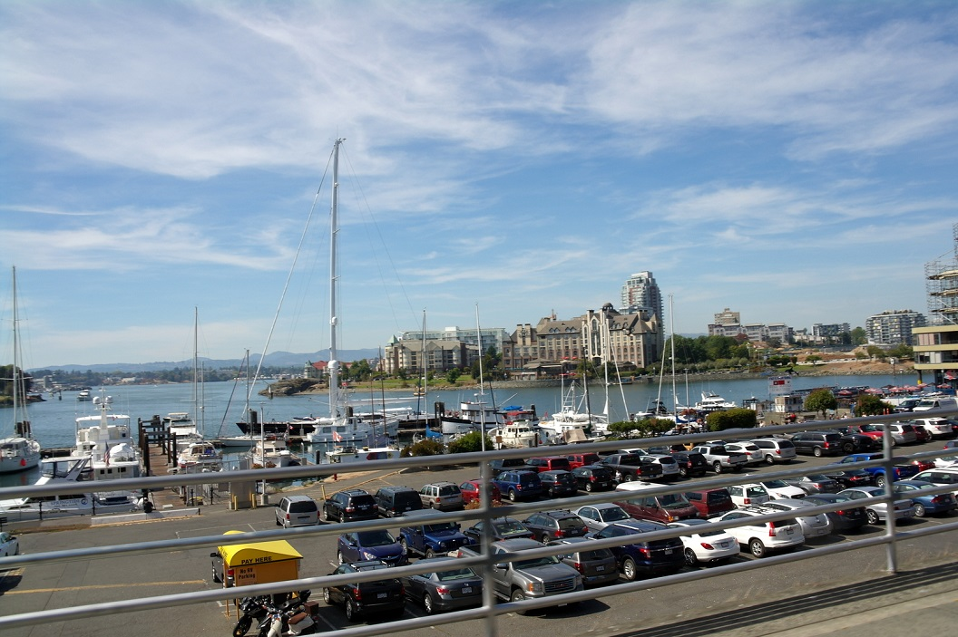 20 Inner Harbour - Victoria BC - Vencouver Island SAM_9092
