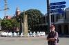 01 Centennial Square - Victoria BC - richting Khabarovsk 6.876 km! Denken terug aan winter 2013 waar we rond de kerstdagen rondliepen en op een plein ijssculptures zagen maken SAM_8996