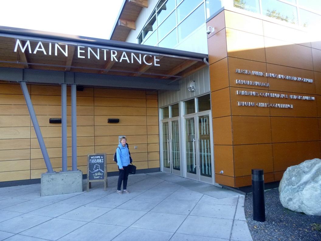 15 Fairbanks, Morris Thomson Cultural & Visitors Center P1030052