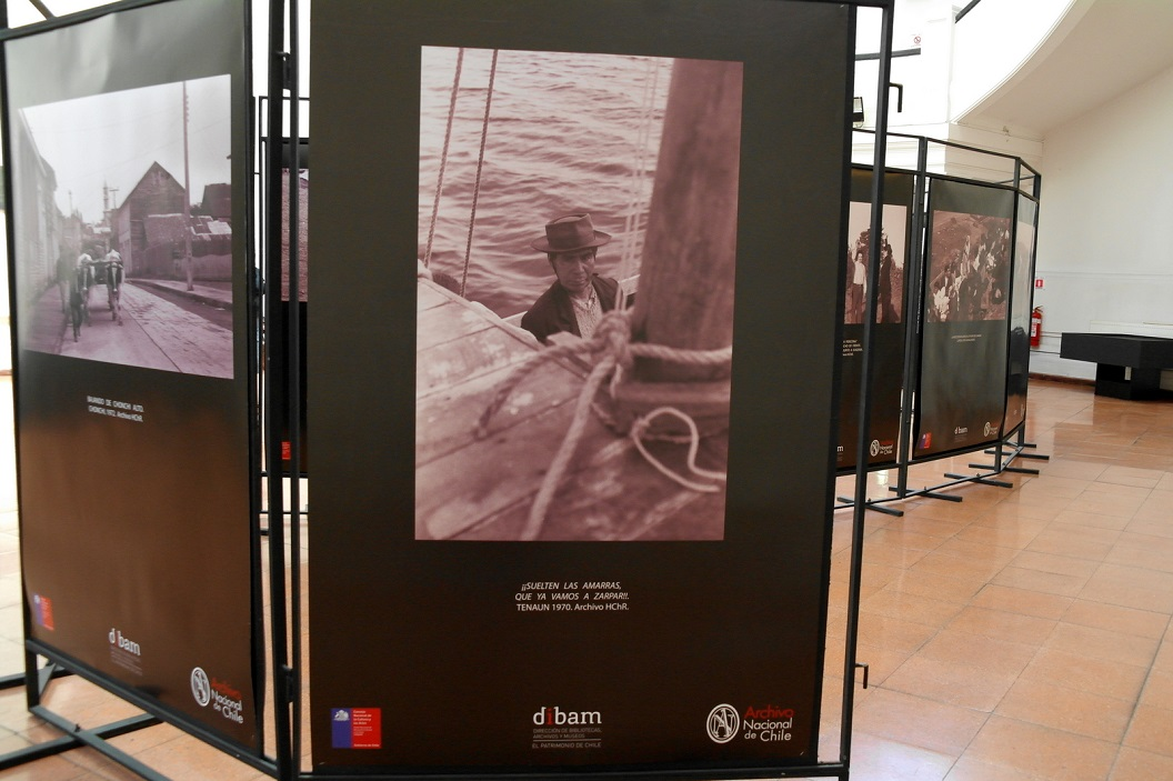 49 fototentoonstelling geschiedenis van Chili
