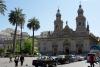 23 Catedral de Santiago staat al sinds 1745 als koloniale getuigenis op de zelfde plaats. In 1899 werd de kathedraal verbouwd