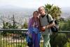43 samen in de stad Santiago