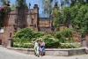 54 voor het Castillo Hidalgo in het Cerro Santa Lucia Welen Hill
