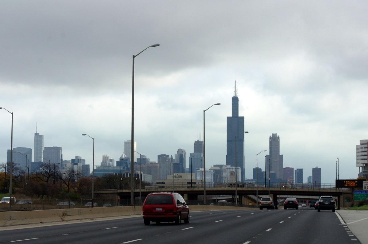 1 Chicago Skyline