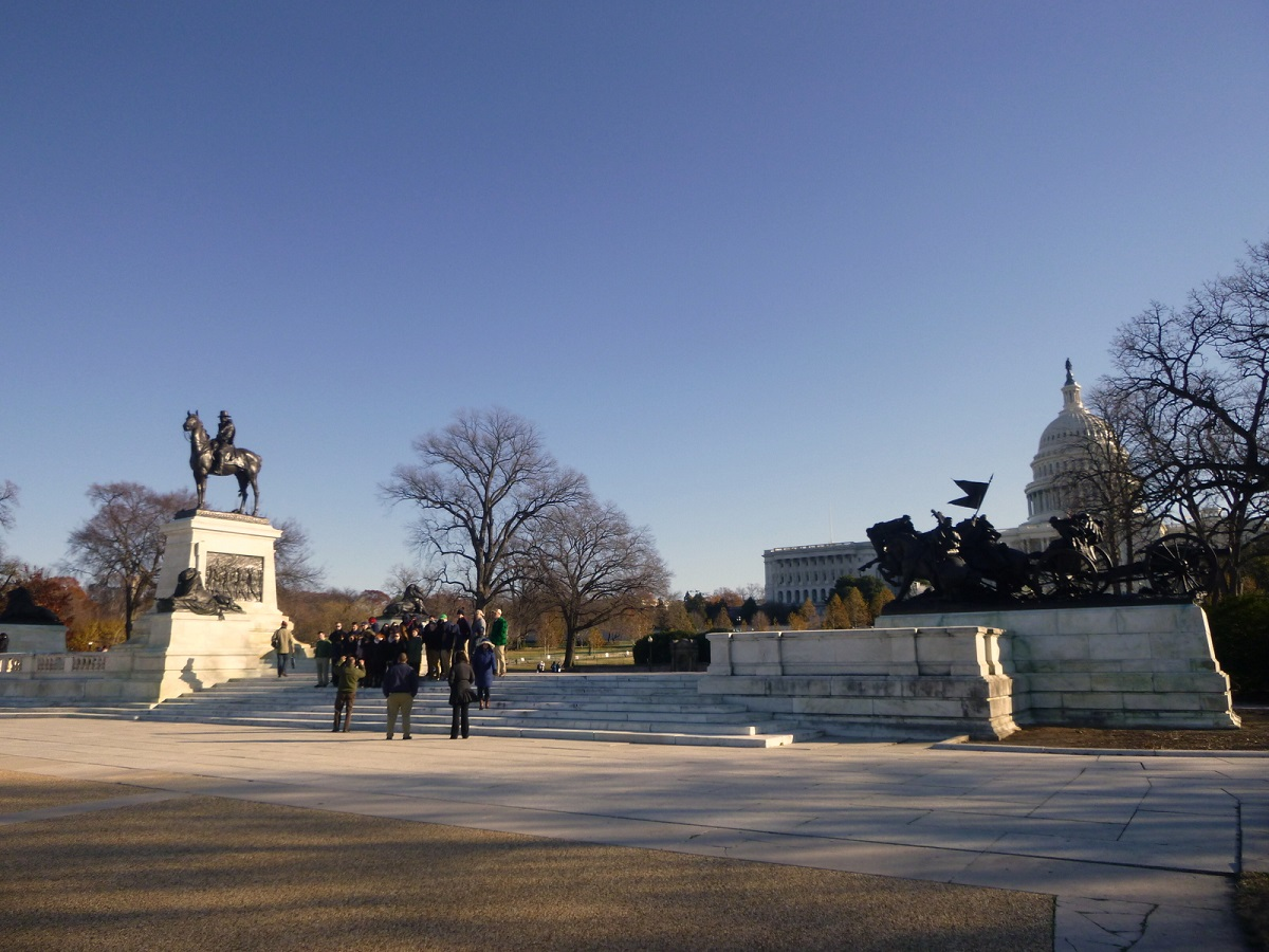 22 Ulysses S Grant Memorial – Garfield en Peace Memorial