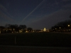 29 vanuit The National Mall – US Capitol in de avond