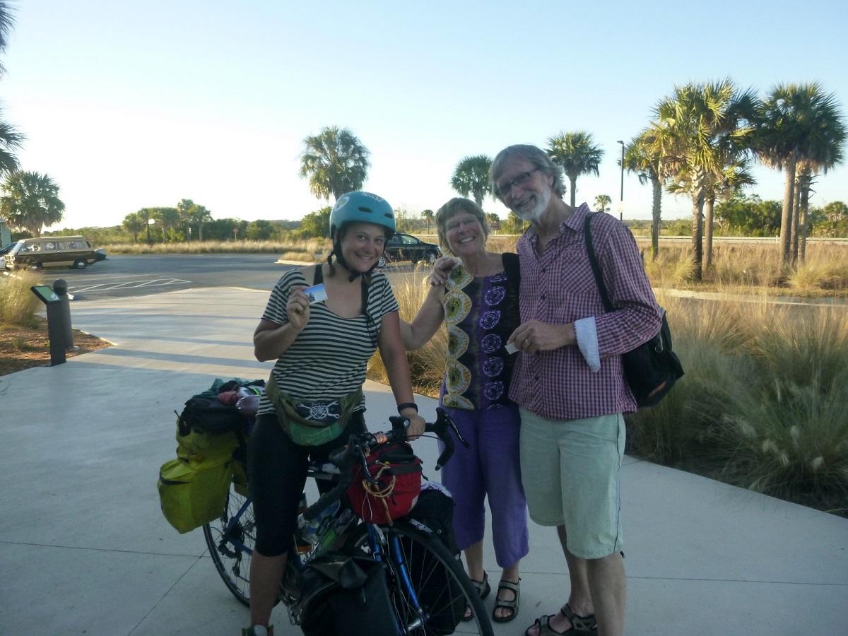 35 leuke ontmoeting met Rikki-Tikki Tavi, jonge fietsster uit Salt Lake City fiets naar New Orleans (nutrient cyclist.com)