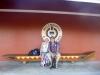 13 einde van een mooie dag op het Miccosukee Cultural Center