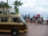 12 met ons busje op Souternmost Point! Op 90 Mile afstand van Havanna – Cuba