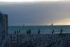 14 no dumping … South Beach – zicht op de Atlantic Ocean