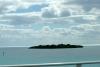 6 een van de vele eilandjes in de golf van Mexico – omgeving van de Lower Keys