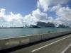 03 enorme schepen in de haven