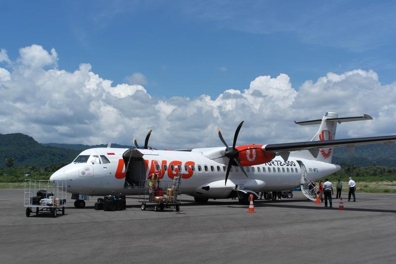 16-ons-vliegtuig