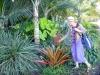04 prachtige beplanting langs Hollywood Boulevard
