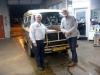 samen met Daniel, zeer deskundig en VW fan. Genoten van samen werken en uitwisselen vele goede ervaringen