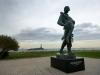 29 overlevende gedragen uit Concentratie kamp van 2e Wereldoorlog, monument voor de duizenden die zich hiervoor hebben ingezet – door Nathan Rapoport. In New Yersey Liberty State Park