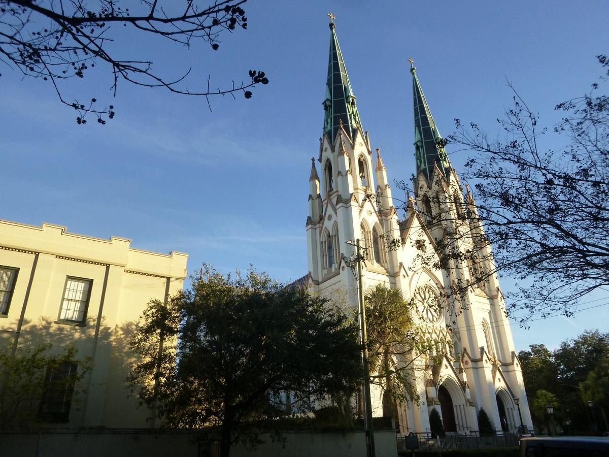 20 Cathedral of St. John the Baptist – Savannah, Georgia