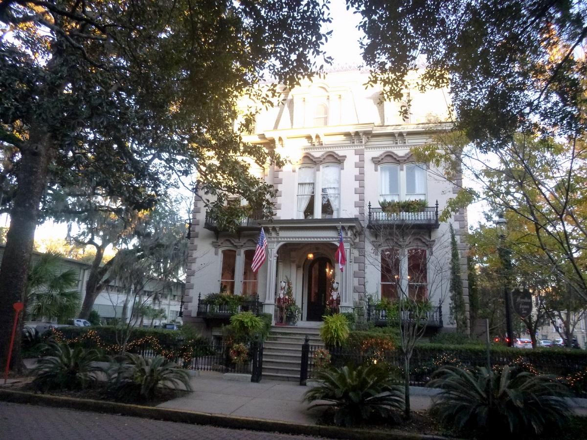4 Hamelton Turner Inn, veel historische huizen zijn goed gerestaureerd en opengesteld voor liefhebbers van geschiedenis, architectuur en cultuur.