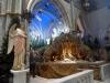 25 de Kerststal in de Cathedral of St. John the Baptist – Savannah, Georgia