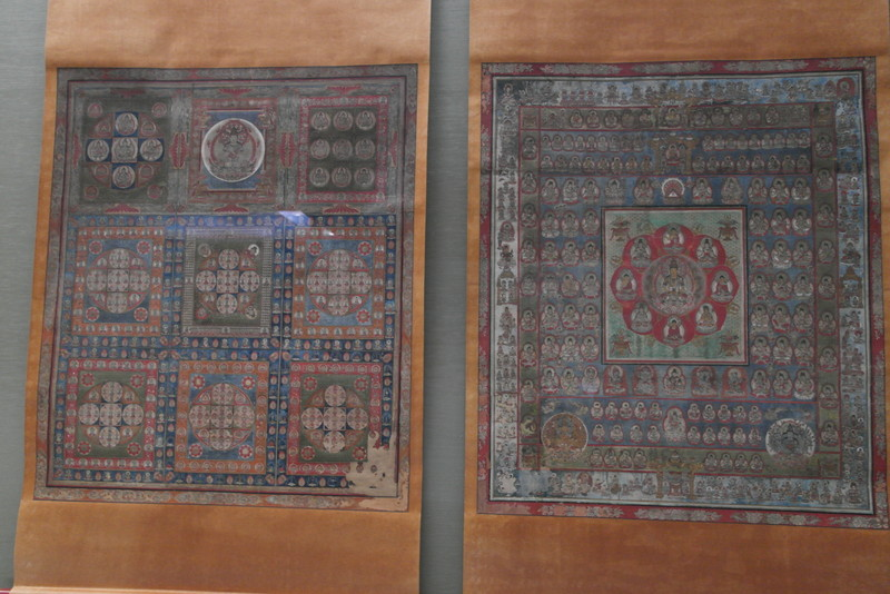 107-mandala-of-the-two-realms-nanbokuho-period-14th-century