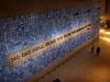 09 in het 9-11 Memorial Museum - Monument in Blauw ter herinnering aan de kleuren die de lucht vulde op de ochtend van 9-11