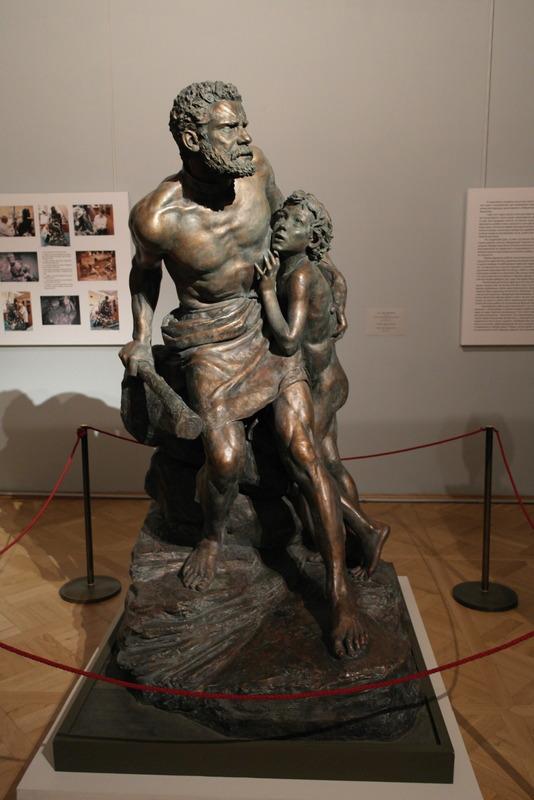 Liberation of the fugitive slave