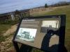 1 wandeling door Manasses National Battlefield Park waar men de éérste veldslag claimt tussen de Unionisten (regering) en Confederalisten (afgesplitste staten met buitenlandse steun)