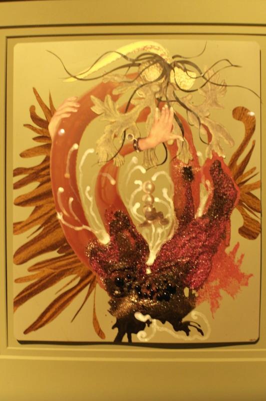 210-spread-lily-iv-2007-wangechi-mutu
