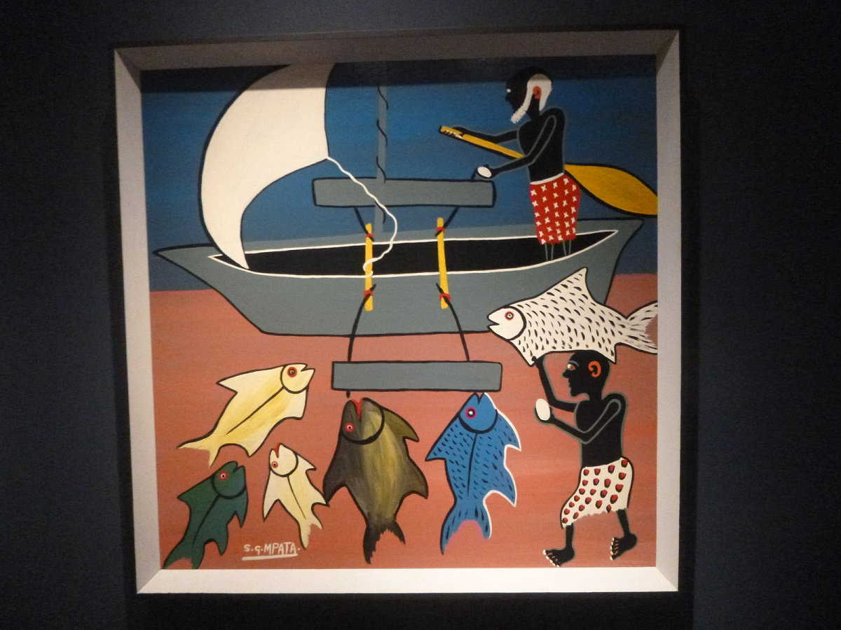 02 van Simon George Mpata (1942-1984), uit Tanzania