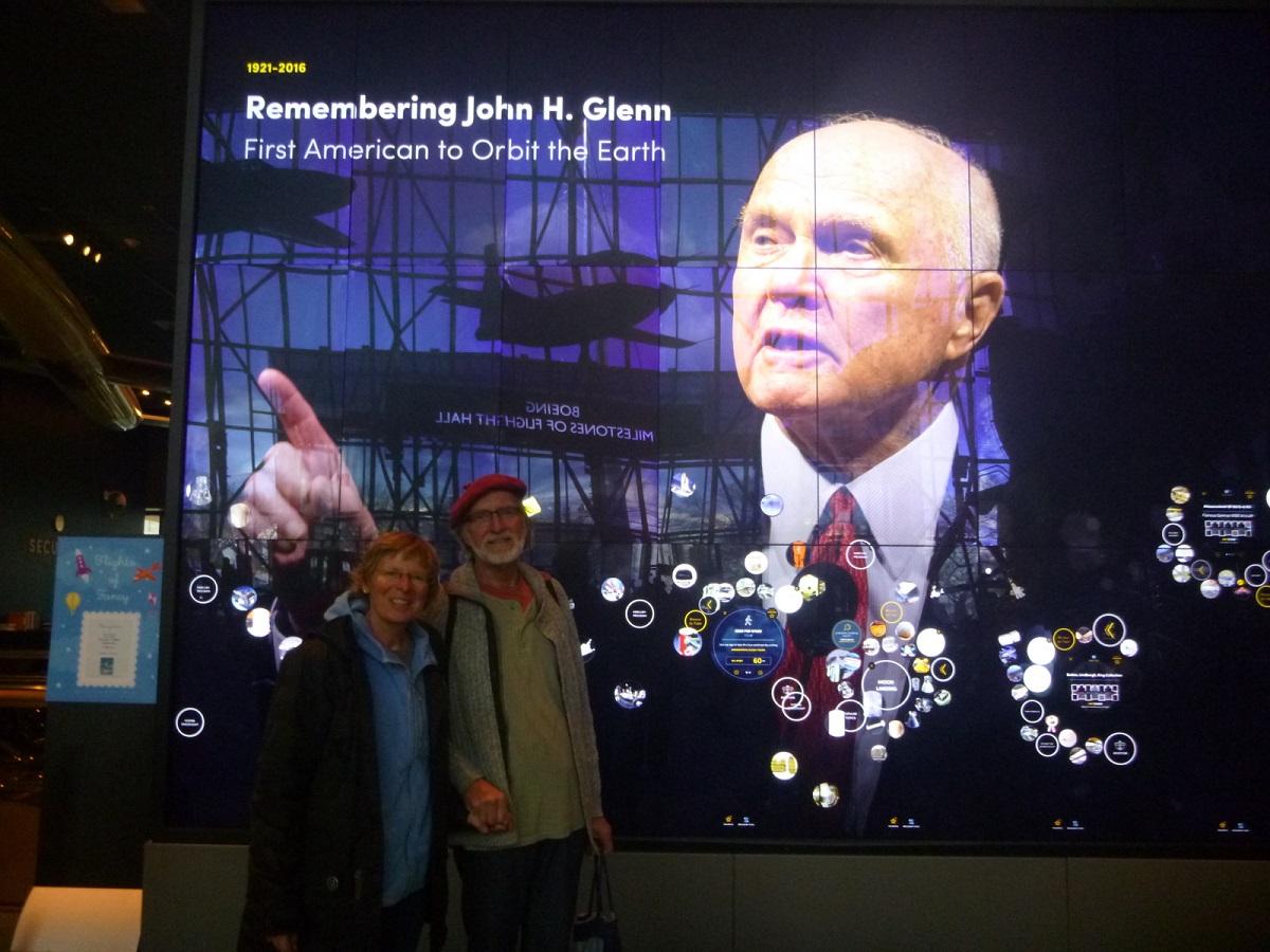 26 Bijzondere dag van het levensafscheid van John Glenn – 08-12-2016
