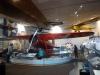 14 Amelia Earhart's Lockheed Vega, de eerste vrouwelijke pilote die diagonaals gewijs solo over de VS vloog