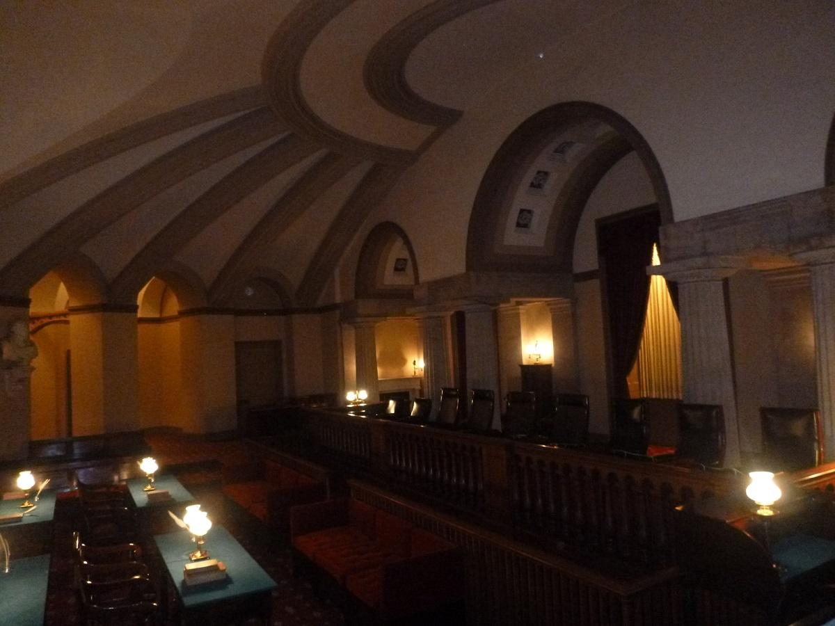 10 het United States Capitol, symbool van een democratische regering, waar presidenten zijn geinstalleerd
