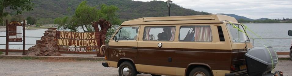 Wim en Willie per bus